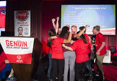 Special Olympics GenUin Social Impact Summit Action