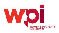 Women's Property Initiatives
