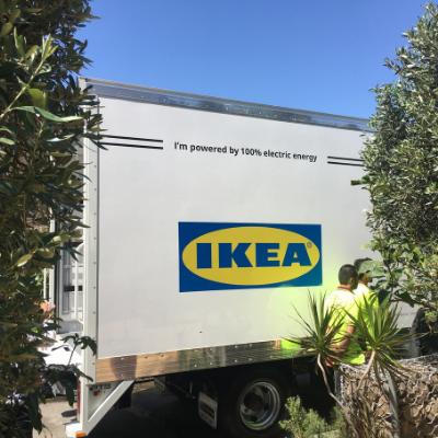 IKEA Australia Electric Vehicle