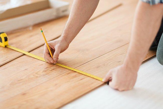 "woodwork: ""measure twice, cut once."""