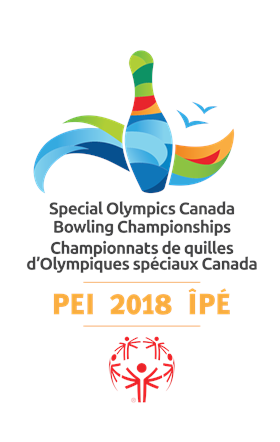 2018 Special Olympics Canada Bowling Championships logo