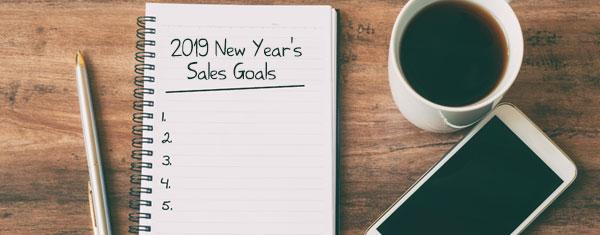 5 Sales Priorities for 2019