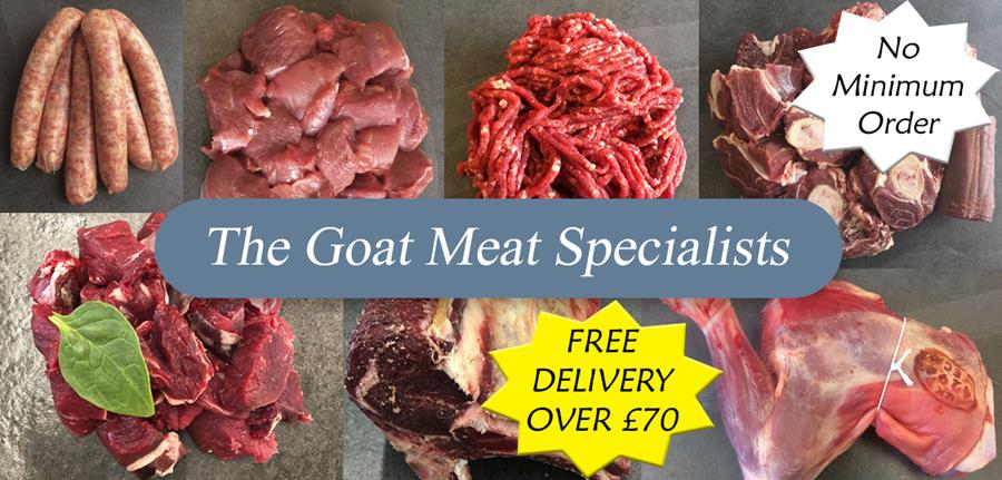 Goat Meat Specialists