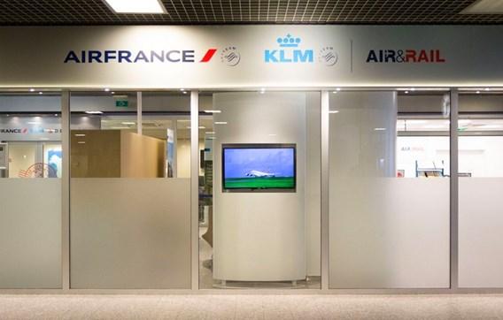 Air France / Gare du Midi
