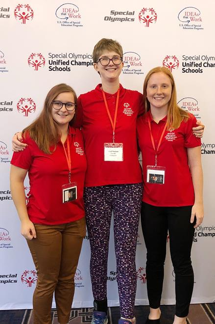 Special Olympics Inclusive Youth Leadership Summit