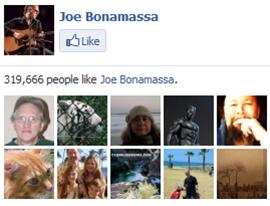 Joe Bonamassa on Facebook. 319,666 people like Joe Bonamassa
