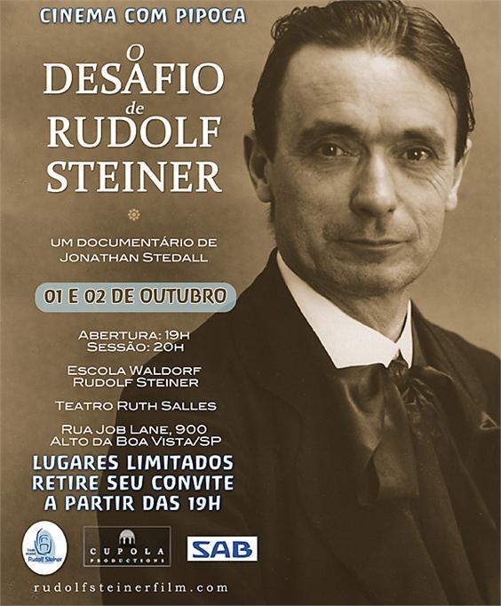 Coordenadoria de Pais da Escola Rudolf Steiner - CARTAZFILME.080455