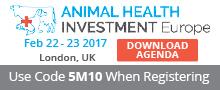 Animal Health Investment Europe - Feb 22-23 London UK