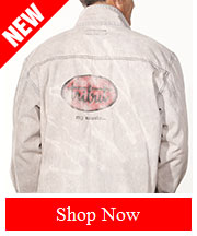 Tribut Jacket (Denim, Unisex)