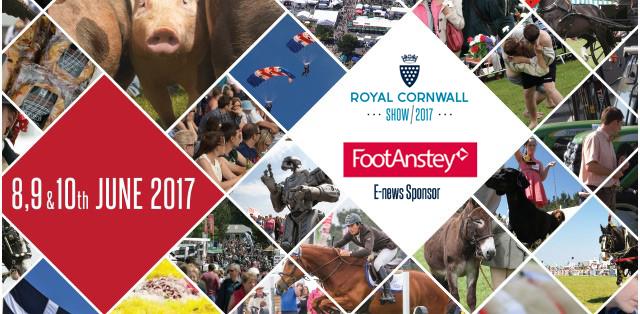 Royal Cornwall Show 2017