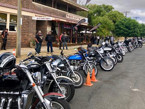 The Freak Show Festival of Motorcycles