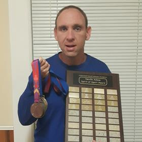 SOBC – Cowichan Valley athlete Allen Hahner