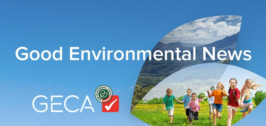 Good Environmental News banner