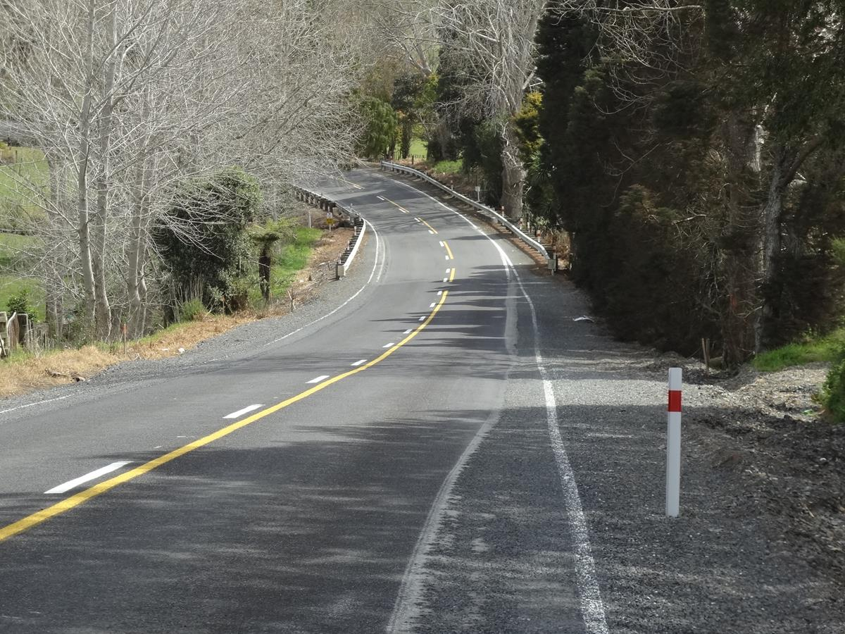 SH11 picture of road
