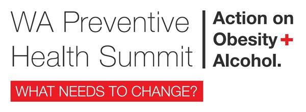 WA Preventative Health Summit