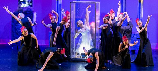 Dance Showcase 2016, Mythologia