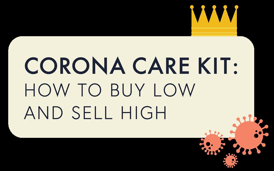 Corona Care Kit: Resurrexit—'Wake Up, Sleeper'