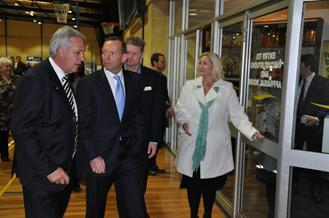 Tony Abbott and Don