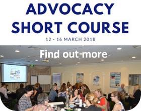 Advocacy Short Course