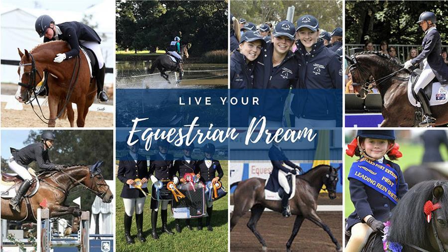Helping Victorians live their equestrian dream