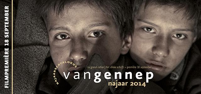 Header - VG ajaarscatalogus 2014