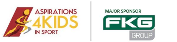 Aspirations4Kids In Sport Logo