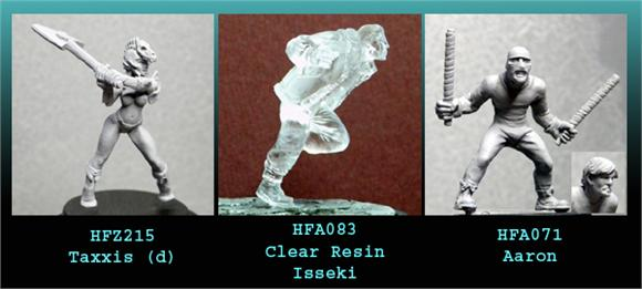 June 2012 First set of figure releases