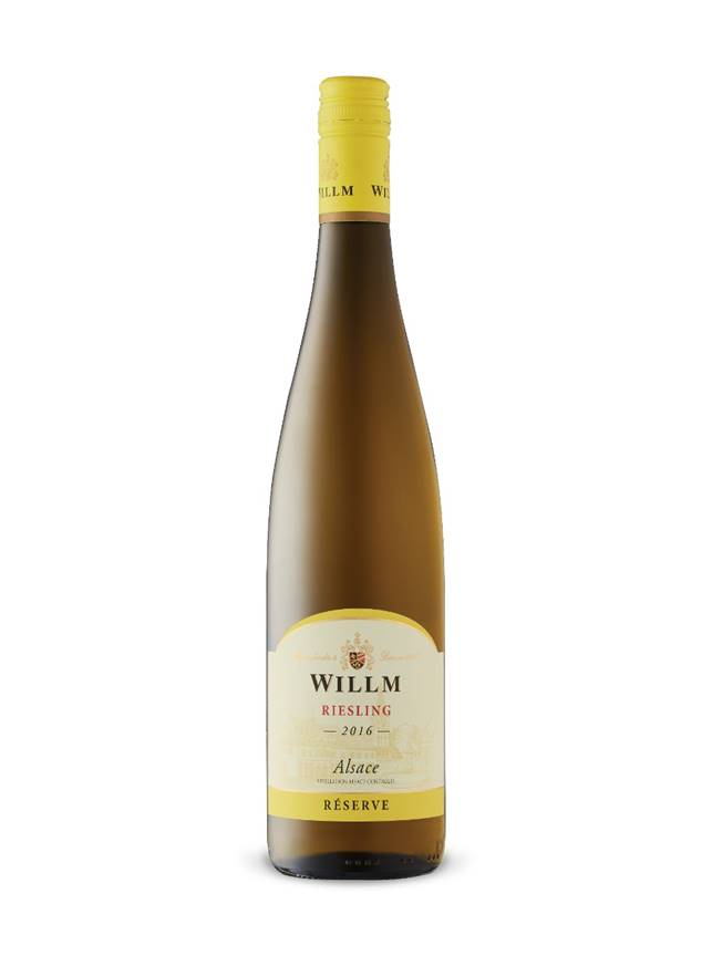 Willm Reserve Riesling Alsace 2017