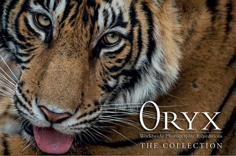 Download your ORYX Tour Catalogue