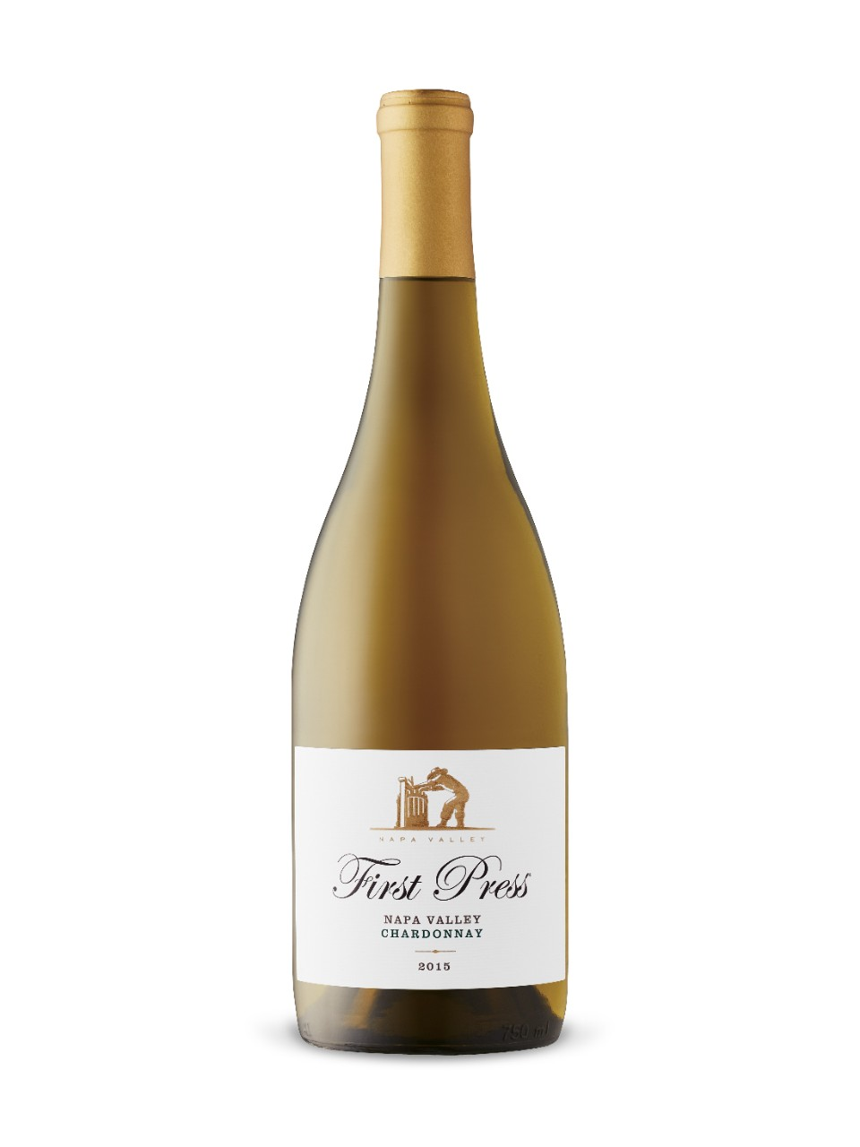 Wine of the Weekend: First Press Chardonnay 2015