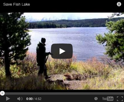 Save Fish Lake - YouTube