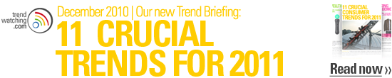 11 CRUCIAL TRENDS FOR 2011