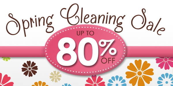 Save Up to 80% OFF Spring Cleaning Sale Plus New Product Just Arrived at MetroMum