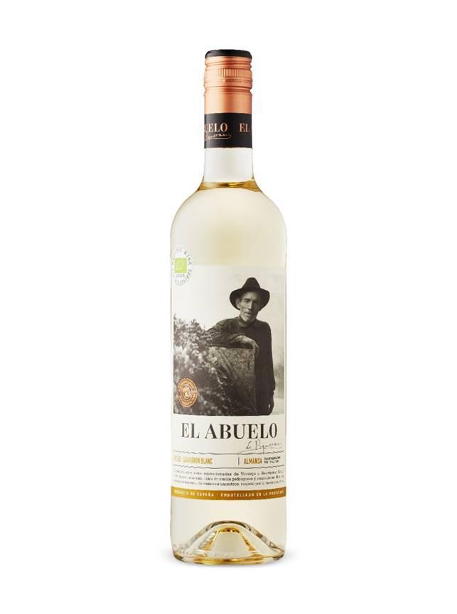 El Abuelo Organic Verdejo Sauvignon Blanc 2018