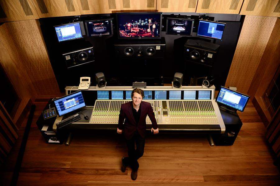 Grammy Award Winning Recording Engineer uses FuzzMeasure