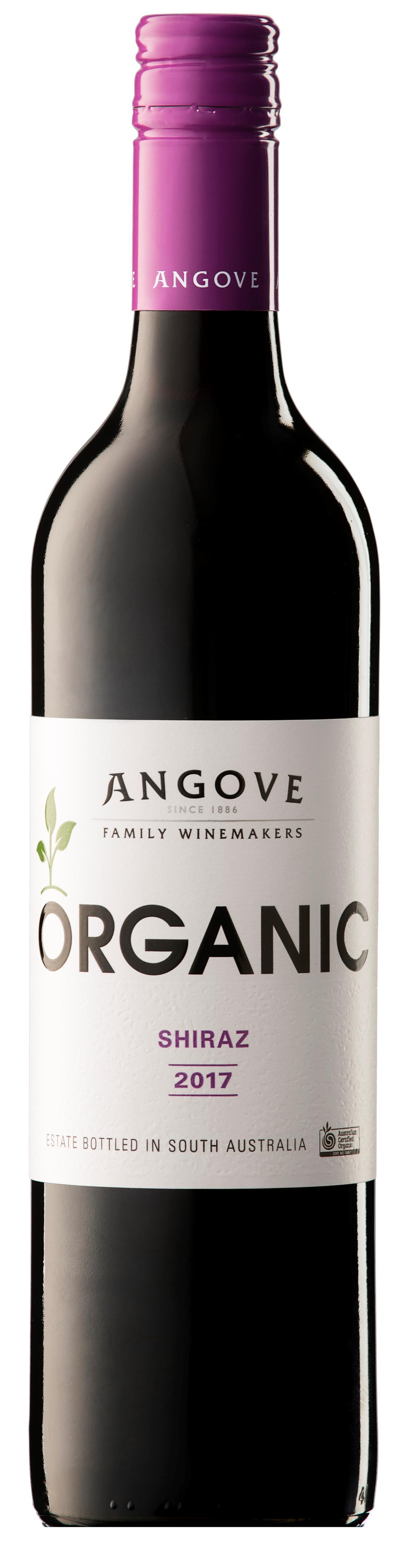 Angove Organic Shiraz 2017