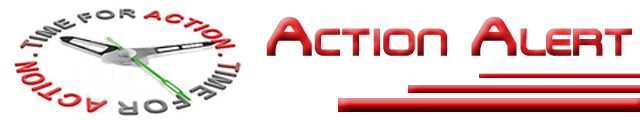Action Alert - Time for Action