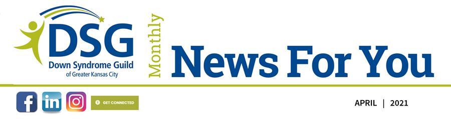 DSG News for You - April 2021
