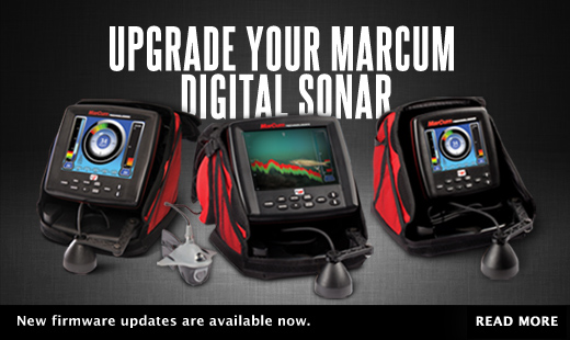 Upgrade Your MarCum Digital Sonar