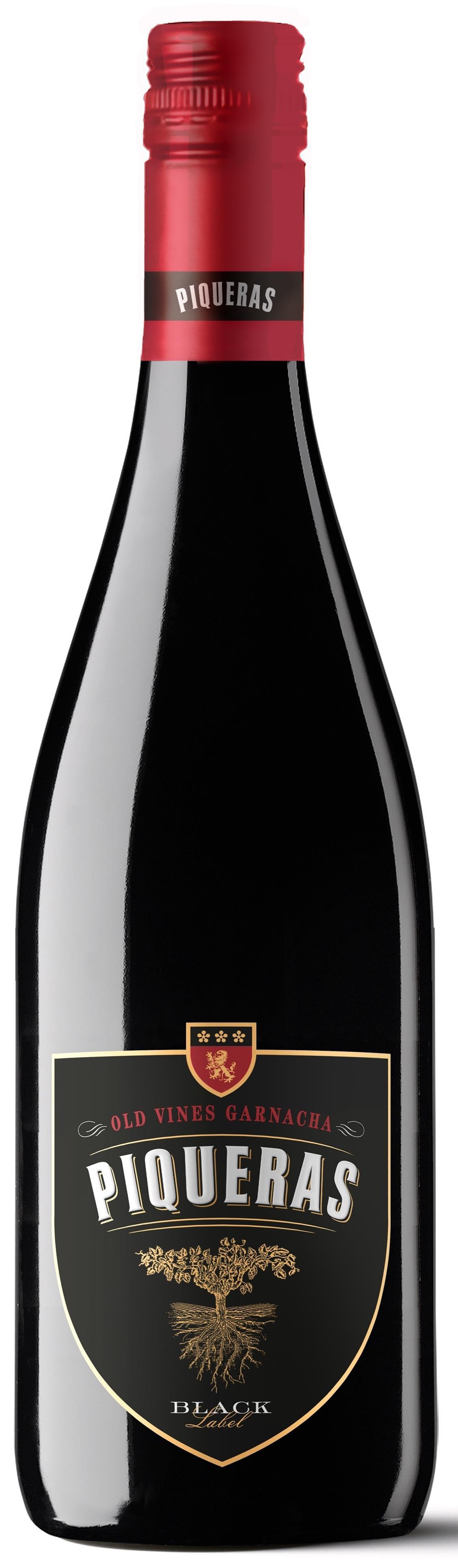 Piqueras Black Label Old Vines Garnacha 2014