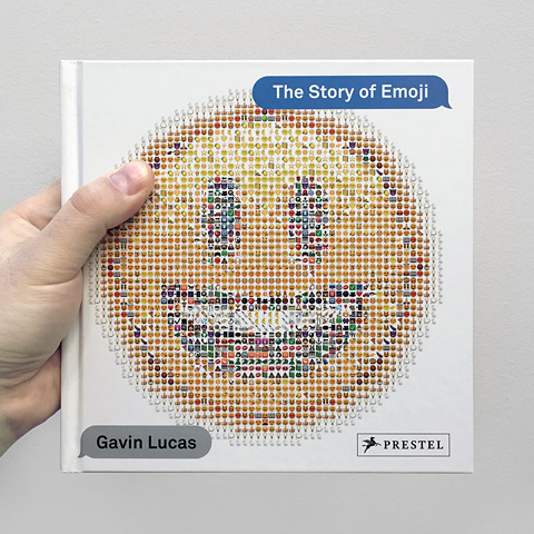 The Story of Emoji | Book and Cover Design
