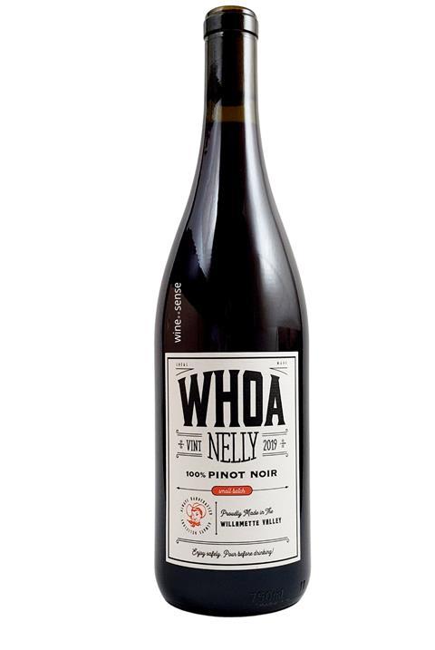 Helioterra Wines, Whoa Nelly, Pinot Noir