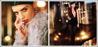 Fashion Styling portfolio of Anna Katsanis