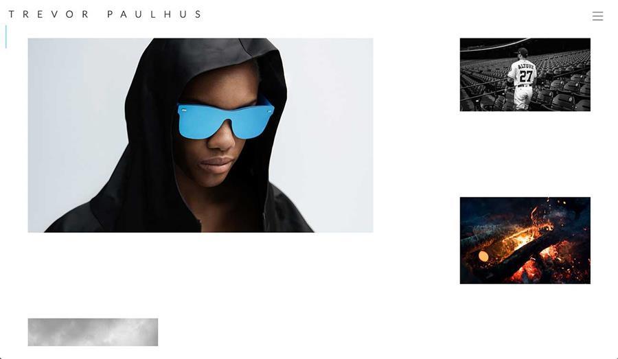 Trevor Paulhus Website