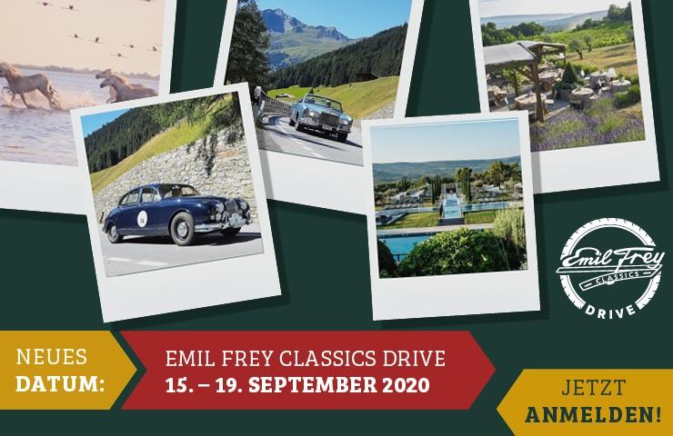 Emil Frey Classics Drive 2020
