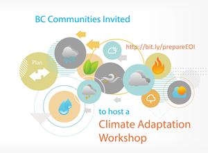 Climate Adaptation Workshop EOI