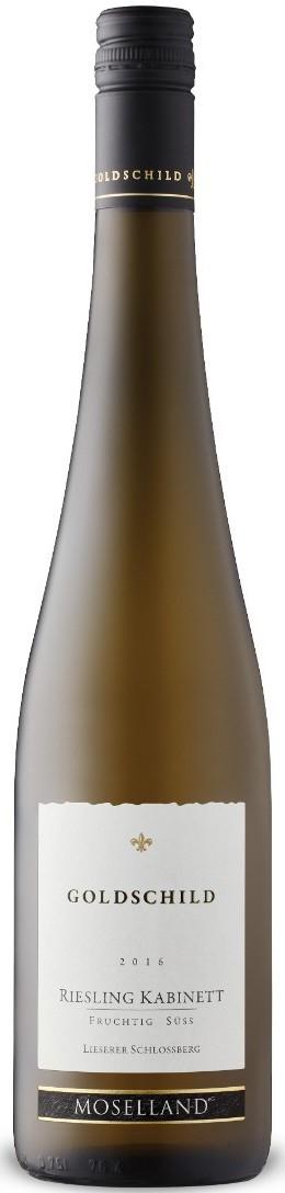 Goldschild Single Vineyard Riesling Kabinett 2016