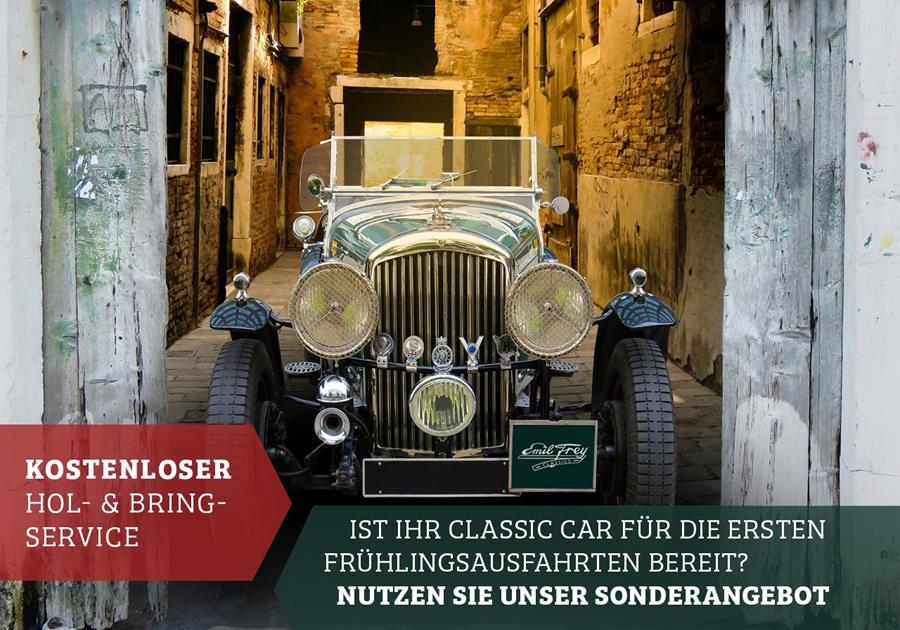Classic Car Werkstatt