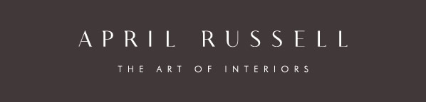 April Russell - The Art of interiors