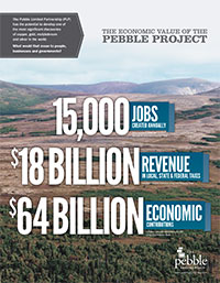 The Economic Value of The Pebble Project